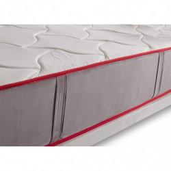 HF73-Colchón Viscoelástico Gama Premium, Reversible Verano-Invierno con Tejido 3D Transpirable.