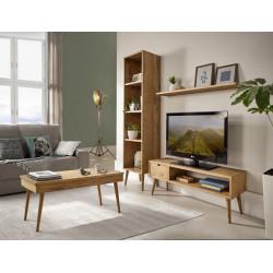 Conjunto madera: Mueble Tv...