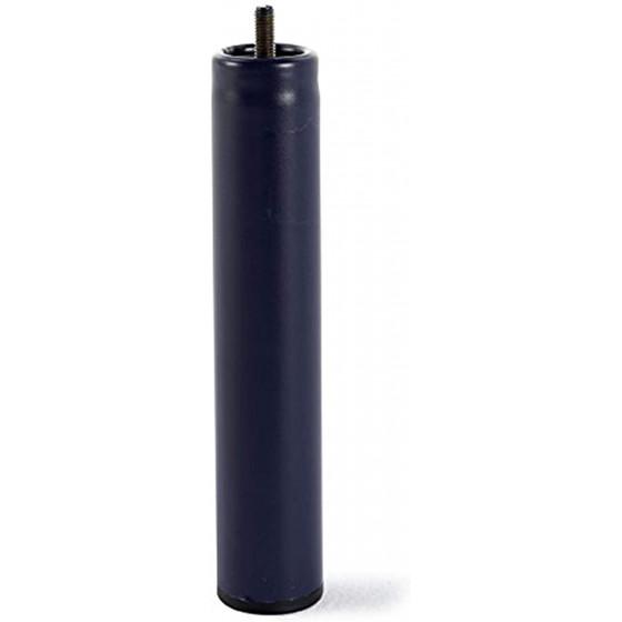 Base Tapizada + 6 Patas de Metal con Tejido 3D y Válvulas de transpiración Con Patas 26cm, 135x190cm