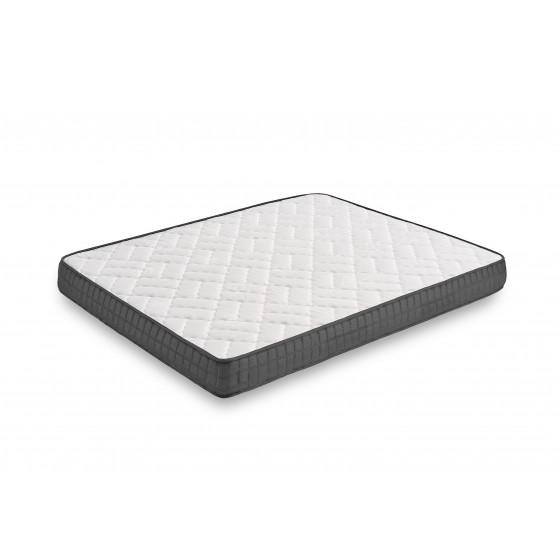 Colchón Viscosoft + Somier Multiláminas + Patas 26cm + Almohada Fibra