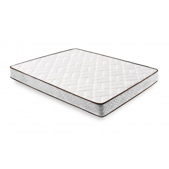 Colchón Flexitex Núcleo Alta Densidad Transpirable con Tejido 3D y Aloe Vera, Altura 18 cm