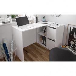 GIO Mesa escritorio multiposición ColorBlanco Artik