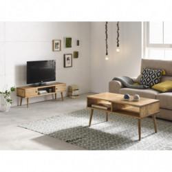 Conjunto 2 muebles: Mesa de...