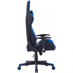 Silla de Escritorio Mod. 9222, GT-Racing, Profesional Gamer, Silla de Oficina Ergonómica Gaming. Regulable, Reclinable.